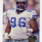 1994 Ultra Football #290 Cortez Kennedy - Seattle Seahawks