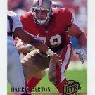 1994 Ultra Football #273 Harris Barton - San Francisco 49ers