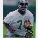 1994 Ultra Football #250 Bernard Williams RC - Philadelphia Eagles