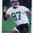 1994 Ultra Football #239 Ryan Yarborough RC - New York Jets