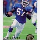 1994 Ultra Football #226 Corey Miller - New York Giants