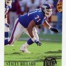 1994 Ultra Football #220 Stacey Dillard - New York Giants