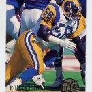 1994 Ultra Football #169 Roman Phifer - Los Angeles Rams