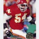1994 Ultra Football #146 Tracy Simien - Kansas City Chiefs