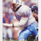 1994 Ultra Football #108 Sean Jones - Green Bay Packers