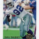 1994 Ultra Football #077 Tony Tolbert - Dallas Cowboys