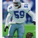 1994 Ultra Football #075 Darrin Smith - Dallas Cowboys