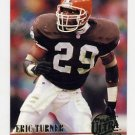 1994 Ultra Football #065 Eric Turner - Cleveland Browns