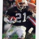 1994 Ultra Football #060 Eric Metcalf - Cleveland Browns