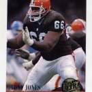 1994 Ultra Football #058 Tony Jones - Cleveland Browns