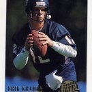 1994 Ultra Football #037 Erik Kramer - Chicago Bears