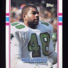 1989 Topps Football #111 Wes Hopkins - Philadelphia Eagles