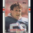 1989 Topps Football #041 Shane Conlan - Buffalo Bills