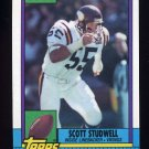 1990 Topps Football #119 Scott Studwell - Minnesota Vikings
