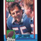 1990 Topps Football #062 Gary Reasons - New York Giants NM-M