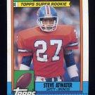 1990 Topps Football #029 Steve Atwater - Denver Broncos