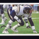 1994 Fleer Football #407 Leslie O'Neal - San Diego Chargers