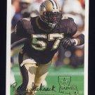 1994 Fleer Football #326 Rickey Jackson - New Orleans Saints