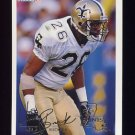 1994 Fleer Football #320 Vince Buck - New Orleans Saints