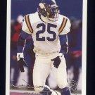 1994 Fleer Football #292 Vencie Glenn - Minnesota Vikings