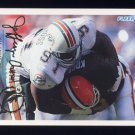 1994 Fleer Football #273 Jeff Cross - Miami Dolphins