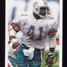 1994 Fleer Football #270 Keith Byars - Miami Dolphins