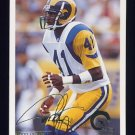 1994 Fleer Football #259 Todd Lyght - Los Angeles Rams