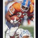 1994 Fleer Football #129 Rod Bernstine - Denver Broncos