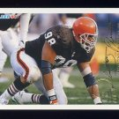 1994 Fleer Football #103 Anthony Pleasant - Cleveland Browns