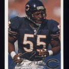 1994 Fleer Football #067 Vinson Smith - Chicago Bears