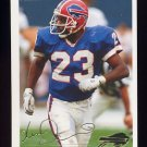 1994 Fleer Football #038 Kenneth Davis - Buffalo Bills