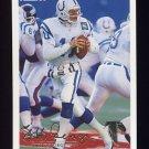1994 Fleer Football #021 Jeff George - Atlanta Falcons