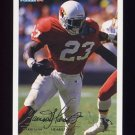 1994 Fleer Football #008 Garrison Hearst - Arizona Cardinals