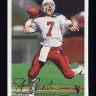 1994 Fleer Football #002 Steve Beuerlein - Arizona Cardinals
