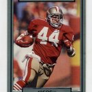 1990 Action Packed Football #247 Tom Rathman - San Francisco 49ers