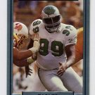 1990 Action Packed Football #202 Jerome Brown - Philadelphia Eagles