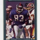 1990 Action Packed Football #190 Odessa Turner RC - New York Giants