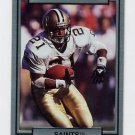 1990 Action Packed Football #173 Dalton Hilliard - New Orleans Saints