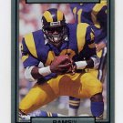 1990 Action Packed Football #132 Greg Bell - Los Angeles Rams
