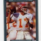 1990 Action Packed Football #112 Steve DeBerg - Kansas City Chiefs