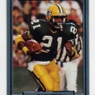 1990 Action Packed Football #082 Brent Fullwood - Green Bay Packers