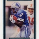 1990 Action Packed Football #080 Walter Stanley - Detroit Lions