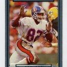 1990 Action Packed Football #066 Vance Johnson - Denver Broncos