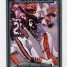 1990 Action Packed Football #034 David Fulcher - Cincinnati Bengals