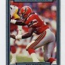 1990 Action Packed Football #001 Aundray Bruce - Atlanta Falcons