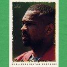 1995 Topps Football #426 Rod Stephens - Washington Redskins