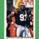 1995 Topps Football #407 John Copeland - Cincinnati Bengals