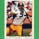 1995 Topps Football #381 Joel Steed - Pittsburgh Steelers