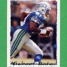 1995 Topps Football #324 Michael Bates - Seattle Seahawks