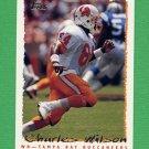 1995 Topps Football #276 Charles Wilson - Tampa Bay Buccaneers